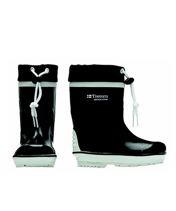 Black Optimist Winter Boot