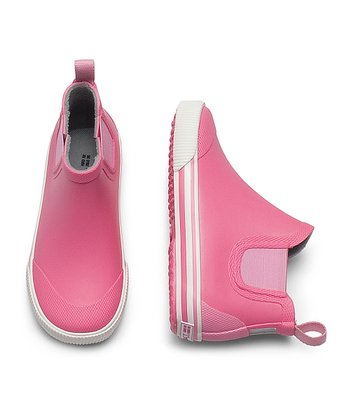 Pink Strala Ankle Boot
