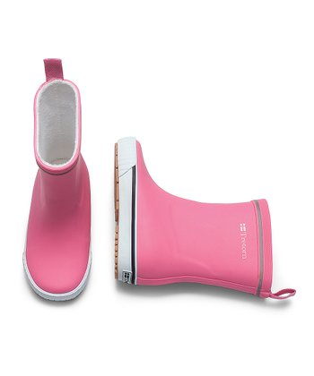 Pink Jolly Rain Boot