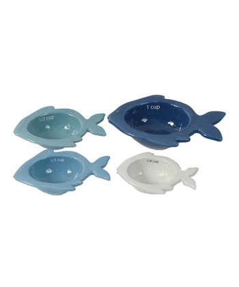 Fish Measuring Cup Set