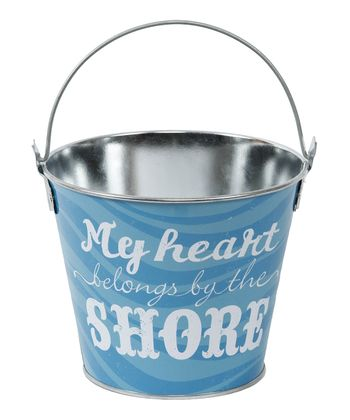 'My Heart Belongs to the Shore' Bucket