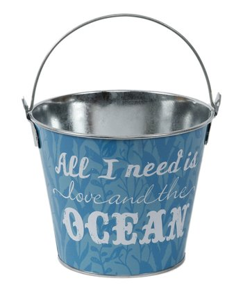 'All I Need Is Love and the Ocean' Bucket