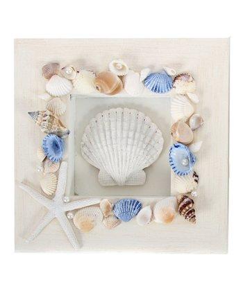 Classic Seashell Shadowbox