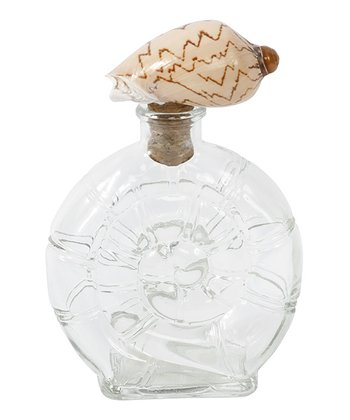 Rio Shell-Topped Nautilus Bottle