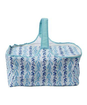 Blue Kelp Picnic Basket