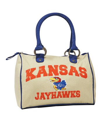 Natural Kansas Tryout Satchel