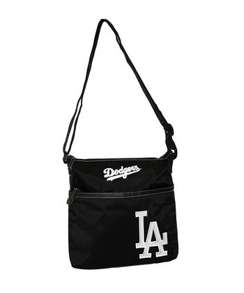 Black Los Angeles Dodgers Betty Crossbody Bag