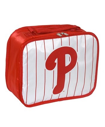 White Phillies Classic Lunch Break Lunch Box