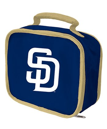 Navy Padres Classic Lunch Break Lunch Box