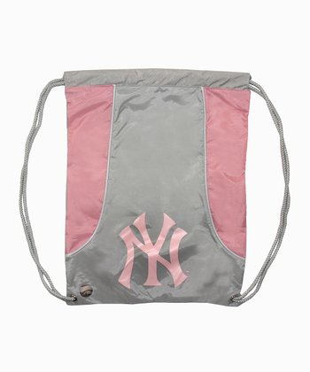 New York Yankees Axis Drawstring Backpack