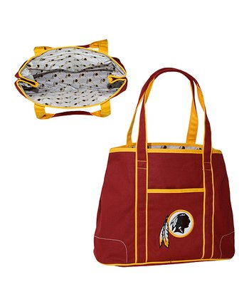 Ruby Washington Redskins Hampton Tote