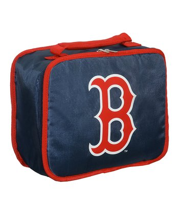 Navy Boston Red Sox Lunch Break Lunch Box