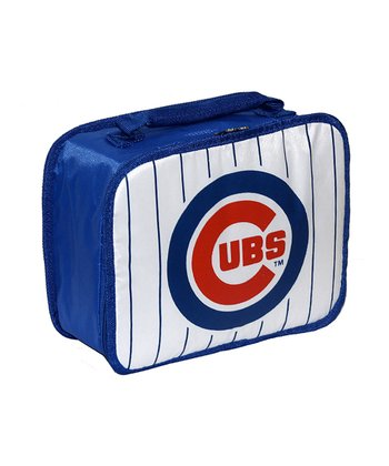 White Chicago Cubs Lunch Break Lunch Box