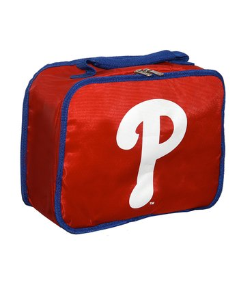 Red Philadelphia Phillies Classic Lunch Break Lunch Box