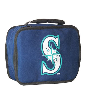 Navy Seattle Mariners Lunch Break Lunch Box