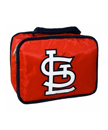 Red St. Louis Cardinals Lunch Break Lunch Box