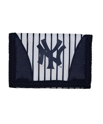 White New York Yankees Chamber Wallet