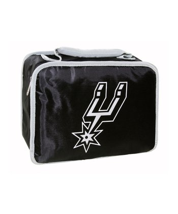 Black Spurs Lunch Break Lunch Box