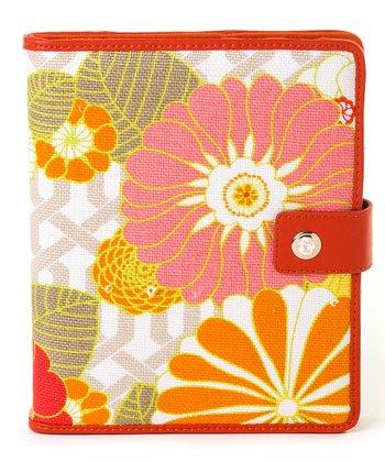 Spartina 449 Pink & Orange Tibi Soli Case for iPad