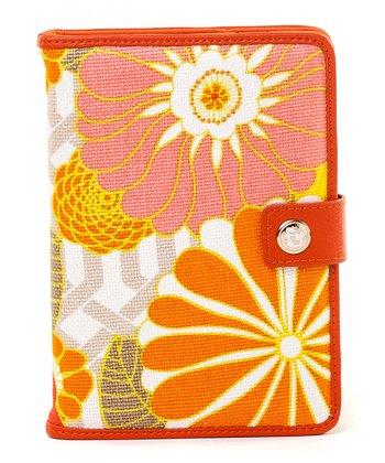 Spartina 449 Pink & Orange Tibi Soli iPad Mini Case for iPad