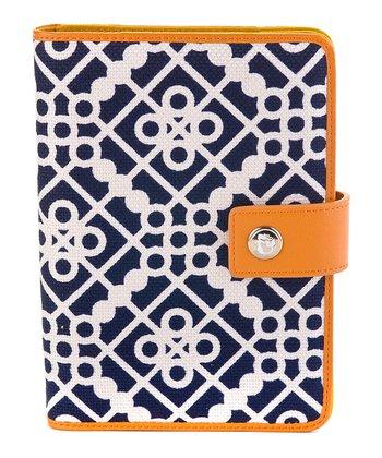 Spartina 449 Navy & Orange Sailor's Watch Mini Case for iPad