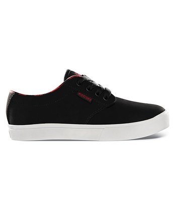 etnies Black & Red Jameson 2 Sneaker