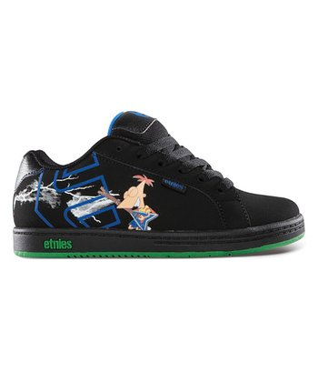 Black & Blue Disney Fader Sneaker