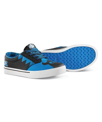 Black & Blue Disney 'Monsters University' Jameson 2 Sneaker