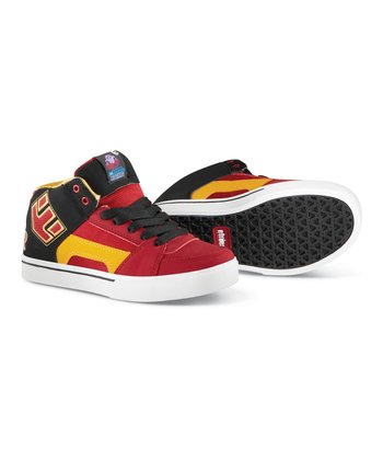 Red & Black Disney Monsters RVM Sneaker