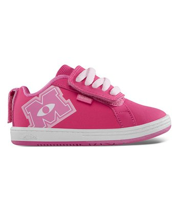 Pink Monsters University Fader Sneaker