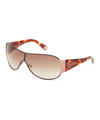Brown Ashton Sunglasses