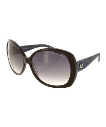 Black Ava Sunglasses