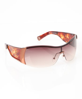 Copper Kira Sunglasses