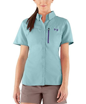 Seaport Flats Guide Short-Sleeve Top