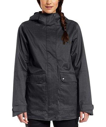 Black ColdGear® Infrared Wendy Shell Jacket