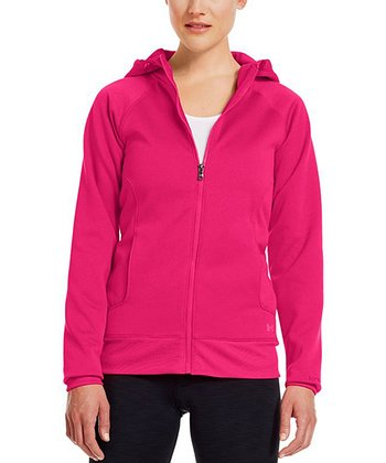 Pinkadelic Fleece Storm Full-Zip Hoodie