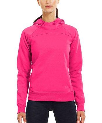 Pinkadelic ColdGear® Infrared Armour® Fleece Storm Hoodie