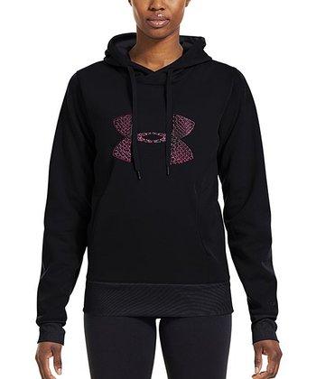 Black Armour® Fleece Storm Pulse Big Logo Hoodie