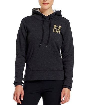 Black Charged Cotton® Legacy Hoodie