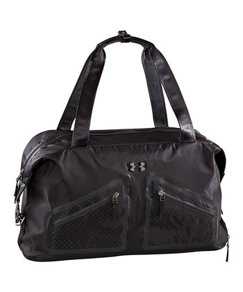 Black Perfect Duffel Bag