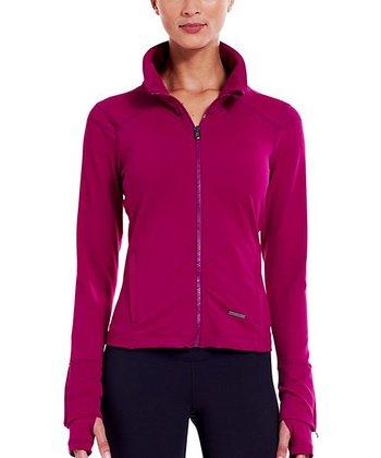 Aubergine StudioLux® Essential Jacket