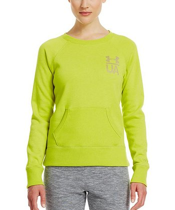 Lima Bean Charged Cotton® Legacy Crewneck Top