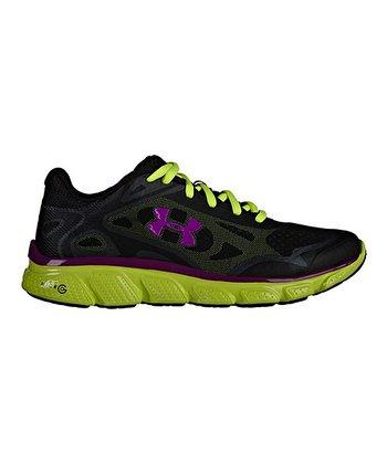 Black Micro G® Pulse Running Shoe