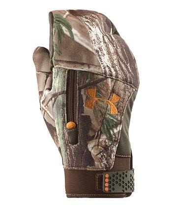 Realtree AP Armour™ Derecho II Convertible Glove - Men
