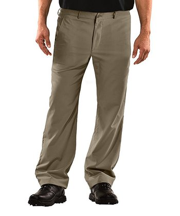 Dune Performance Flat Front Pants - Men