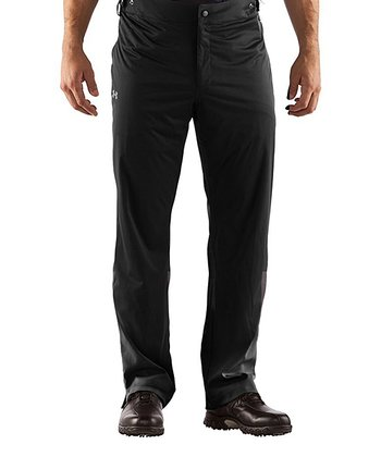 Black Ultimate Pants - Men