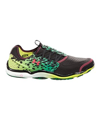 Black Micro G® Toxic Six Running Shoe