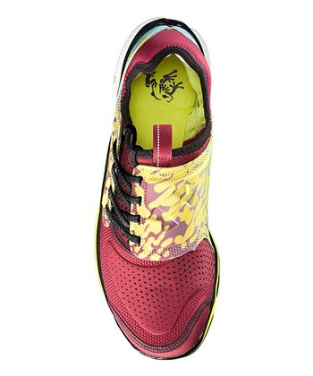 Garnet Micro G® Toxic Six Running Shoe