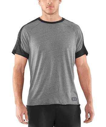 True Gray Heather Charged Cotton® Contender Tee - Men