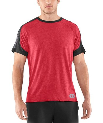 Red Charged Cotton® Contender Tee - Men